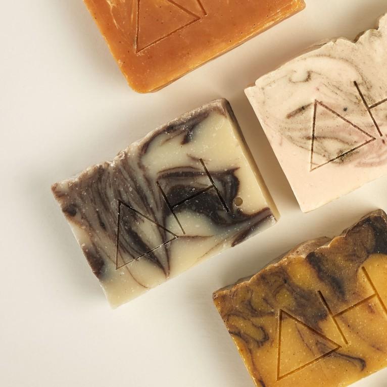 Winter spice soap 4